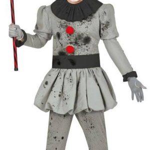 Guirca Pánský kostým - Killer Klaun Velikost - dospělý: L
