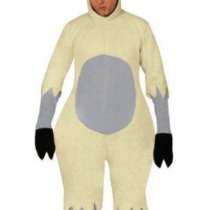 Guirca Pánský kostým - Lama Velikost - dospělý: M