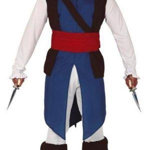 Guirca Pánský kostým - Nájemný Vrah Velikost - dospělý: L