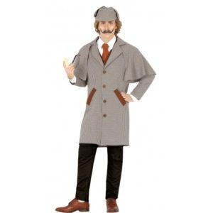 Guirca Pánský kostým - Sherlock Holmes Velikost - dospělý: L