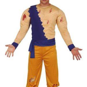 Guirca Pánský kostým - Son Goku Dragon Ball Velikost - dospělý: L