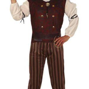 Guirca Pánský kostým - Steampunk Velikost - dospělý: M
