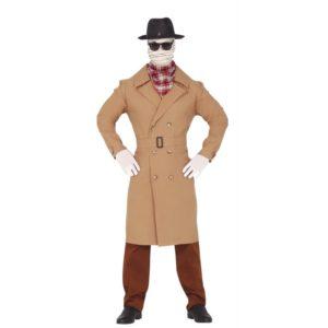Guirca Pánský kostým - The Invisible Man Velikost - dospělý: L