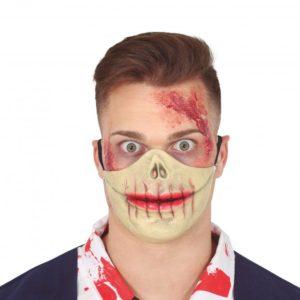 Guirca Poloviční maska - Zombie