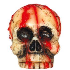 Guirca Svíčka - Krvavá lebka