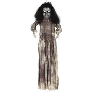 Guirca Závěsná strašidelná panenka 120 cm