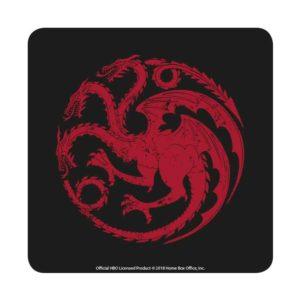 Half Moon Bay Podtácek Hra o trůny - Targaryen