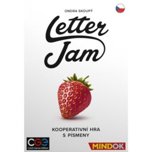 Mindok Společenská hra - Letter Jam