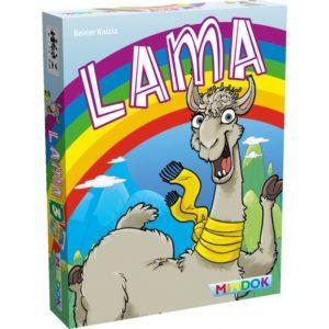 Mindok Spoločenská hra - Lama
