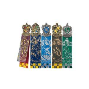 Noble Kolekce záložek fakult - Harry Potter