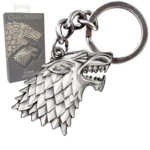 Noble Přívěsek na klíče - Hra o trůny (Stark)