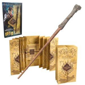 Noble Sada hůlka a mapa záškodníků Harry Potter