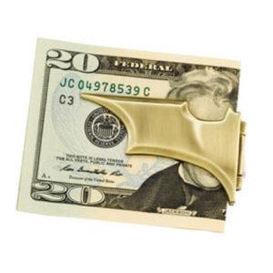 Noble Skládací klip na peníze - Batarang