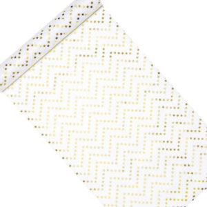PartyDeco Dekorativní síťka - s hvězdami 0