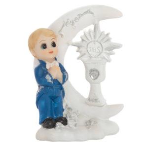 PartyDeco Figurka chlapec - První svaté přijímání