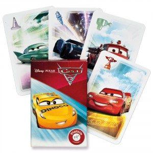 Piatnik Kvarteto Cars 3