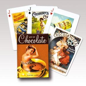Piatnik Společenská hra - Poker Čokoláda