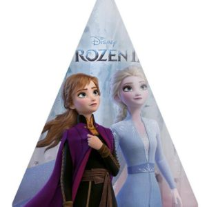 Procos Párty kloboučky Frozen 2 (6 ks)