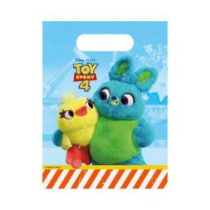 Procos Párty tašky - Toy Story 4 (6 ks)