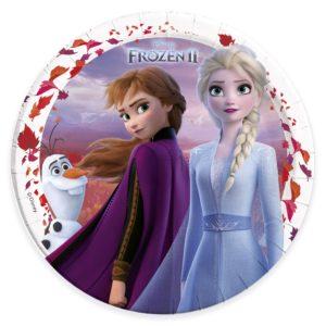 Procos Talíře - Frozen 2 s Olafem (23 cm)