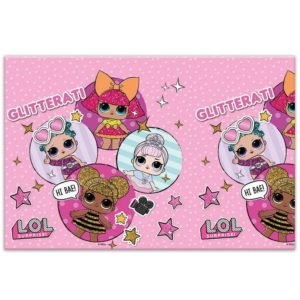 Procos Ubrus - LOL Glitterati 120 x 180 cm