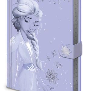 Pyramid Zápisník Frozen 2 (Lilac snow)