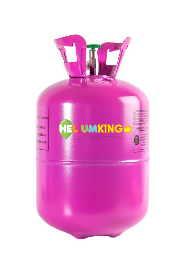Worthington Industries EU Helium na 20 balónků Balloon Time Helium na 20 balónů: + 20 pastelových balónů