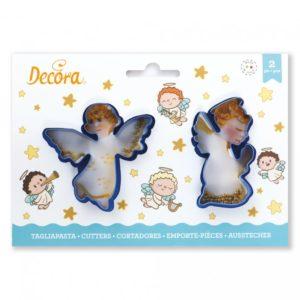 Decora Sada vánočních vykrajovátek - Anděl