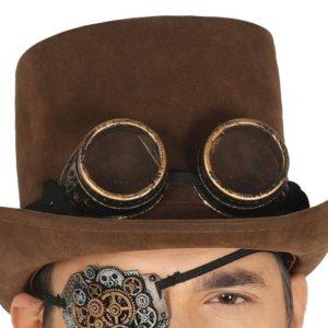 Guirca Originální brýle ve stylu steampunk