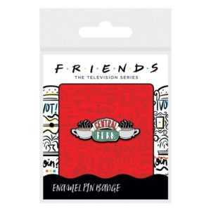 Pyramid Odznak Přátelé (Central Perk)