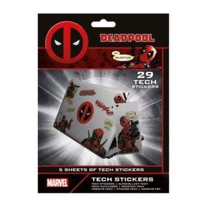 Pyramid Set nálepek Deadpool 29 ks