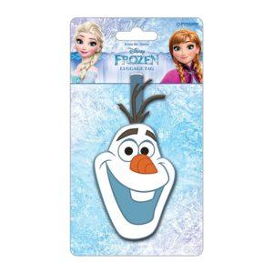 Pyramid Štítek na zavazadla Frozen / Ledové království - Olaf
