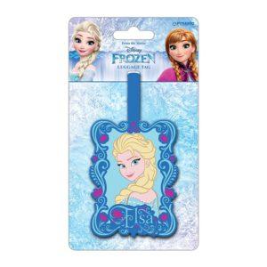 Pyramid Štítek na zavazadla Ledové Království / Frozen - Elsa
