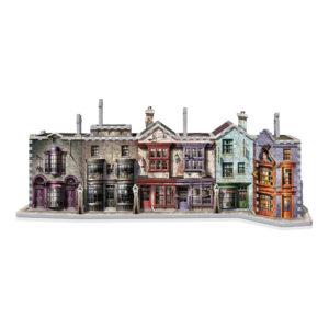 3D Wrebbit Harry Potter 3D Puzzle: Příčná ulice