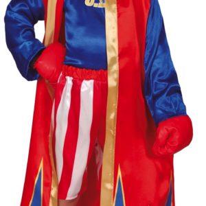 Guirca Dětský kostým - Boxer Velikost - děti: XL