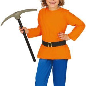 Guirca Dětský kostým - Lesní trpaslík Velikost - děti: XL