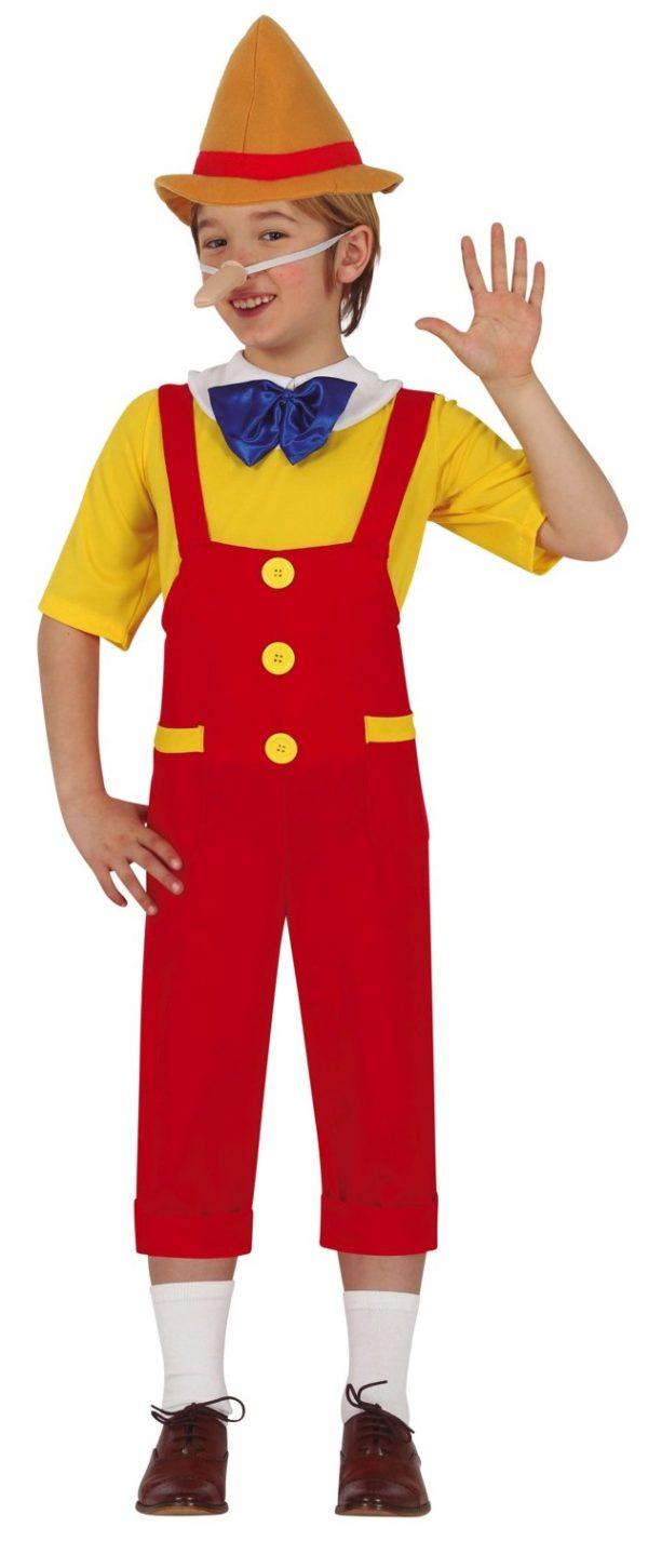 Guirca Dětský kostým - Pinocchio Velikost - děti: XL