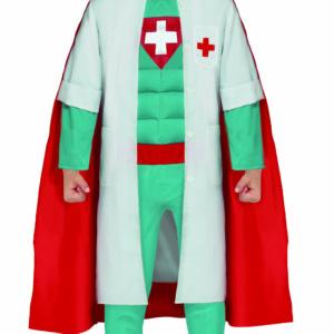 Guirca Dětský kostým - Superhrdina doktor Velikost - děti: XL
