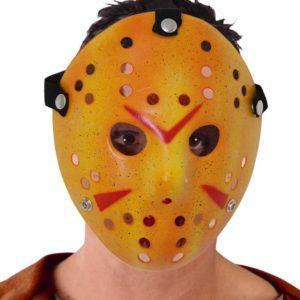 Guirca Maska Horor Jason Yellow