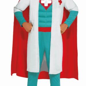 Guirca Pánský kostým - Superhrdina doktor Velikost - dospělý: L