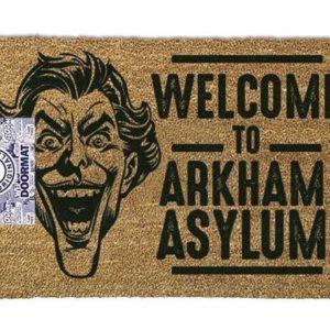 Pyramid Rohožka před dveře Joker - Welcome to Arkham