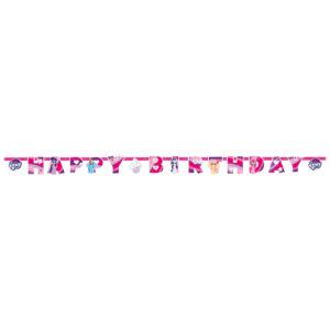 Amscan Banner My Little Pony 200 x 15 cm