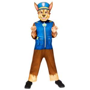 Amscan Dětský kostým - Paw Patrol Chase Velikost - děti: XS