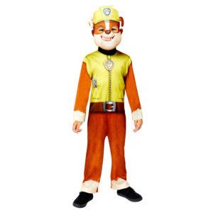 Amscan Dětský kostým - Paw Patrol Rubble Velikost - děti: XS