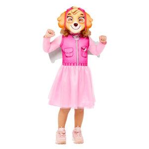 Amscan Dětský kostým - Paw Patrol Skye Velikost - děti: S