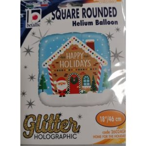 Gemar Fóliový balónek  - Vánoce Merry Christmas