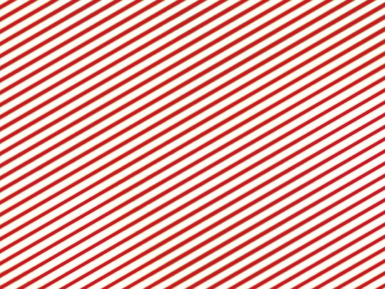PartyDeco Balící papír červený 70 x 200 cm