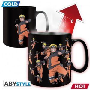 ABY style Hrnek reagující na teplo - Naruto Shippuden