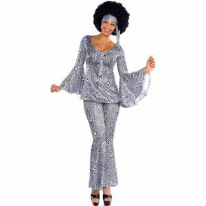 Amscan Dámský kostým - Dancing Queen Velikost - dospělý: L