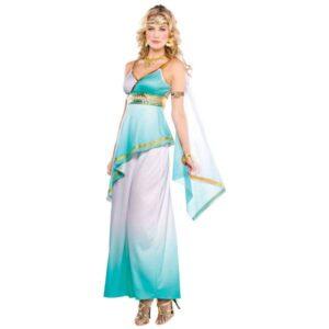 Amscan Dámský kostým - Řecká bohyně Velikost - dospělý: L